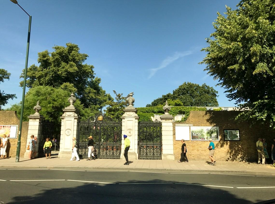 Victoria Gate Kew