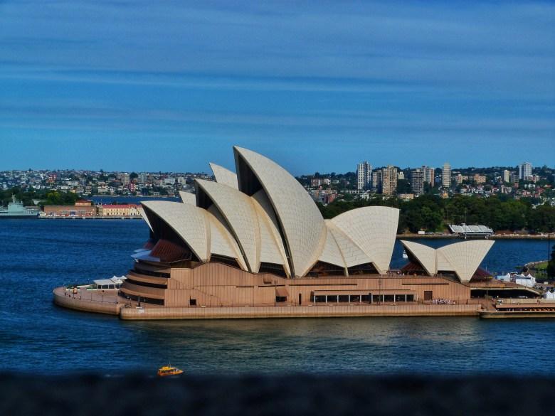 Sydney Gezilecek Yerler