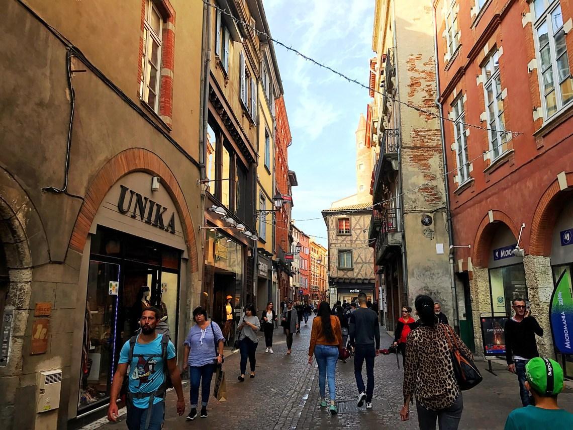 Toulouse Gezi Rehberi, Toulouse gezilecek yerler