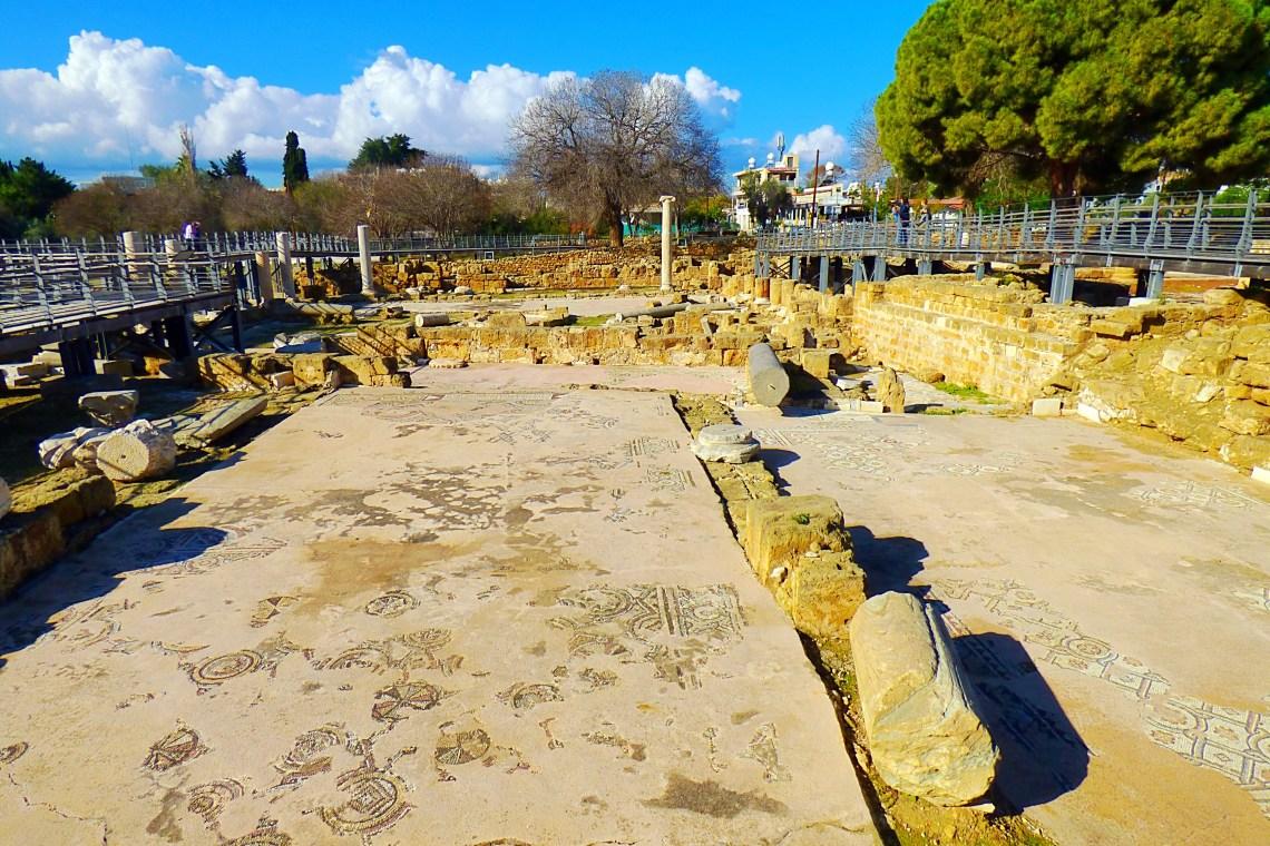 Baf gezilecek yerler, baf gezi rehberi, paphos gezilecek yerler, güney kıbrıs vizesi, güney kıbrıs gezilecek yerler, baf nerede kalinir, Kato Paphos Arkeoloji Parkı Nerede.jpg