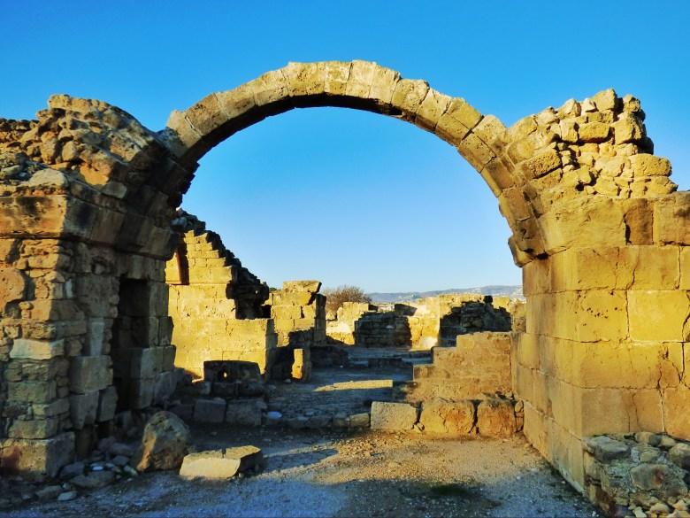 Kato Paphos Arkeoloji Parkı Nerede, Kato Paphos Arkeoloji Parkı Nasıl Gidilir, Baf Gezilecek Yerler, Kato Paphos Gezilecek Yerler, Güney Kıbrıs Gezi Rehberi