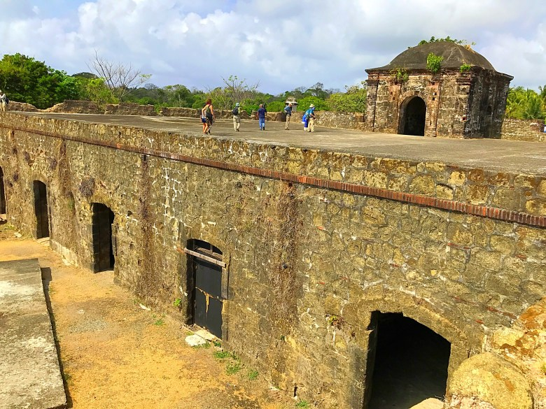 Panama Gezilecek Yerler St Lorenzo Fort