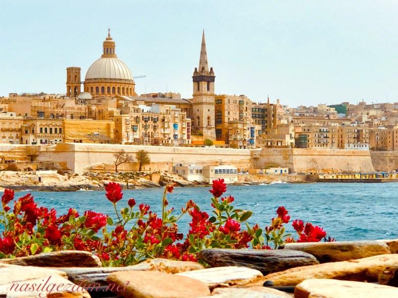 malta adası gezilecek yerler, valletta gezi rehberi, malta gezi notlari