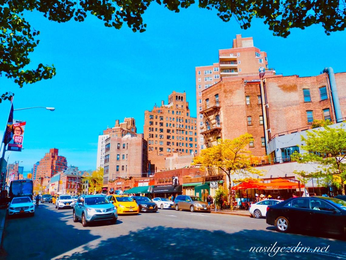 New York gezi rehberi, New York gezilecek yerler