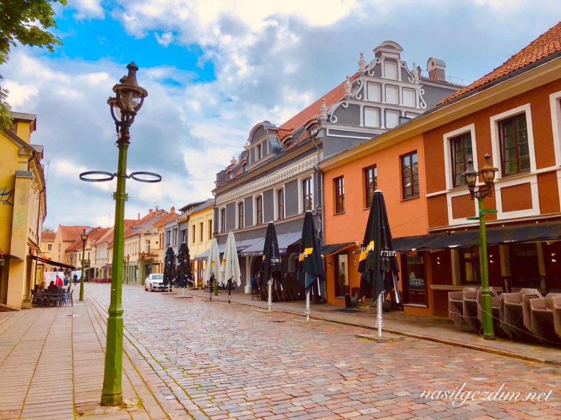 kaunas gezi rehberi, litvanya gezilecek yerler, kaunas gezilecek yerler, litvanya gezi rehberi, vilniaus gatve