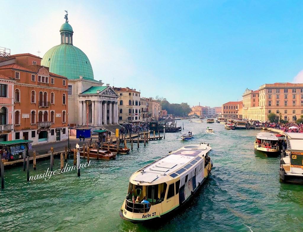 venedik gezi rehberi, venedik gezilecek yerler, ponte degli scalzi