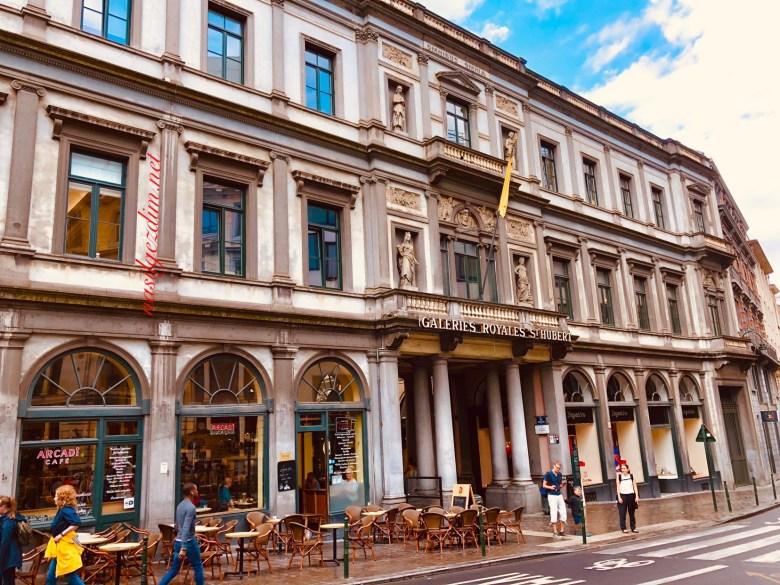 brüksel gezi rehberi, brüksel Galeries Royales Saint-Hubert brüksel gezilecek yerler, nasilgezdim, brussels Galeries Royales Saint-Hubert, brüksel gezi notları