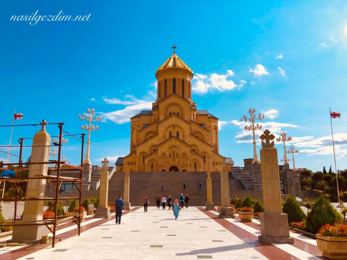 Semba Katedrali, Tiflis Gezi Rehberi, Tiflis Gezilecek Yerler, Gürcistan Gezi Rehberi, Gürcistan Gezilecek Yerler
