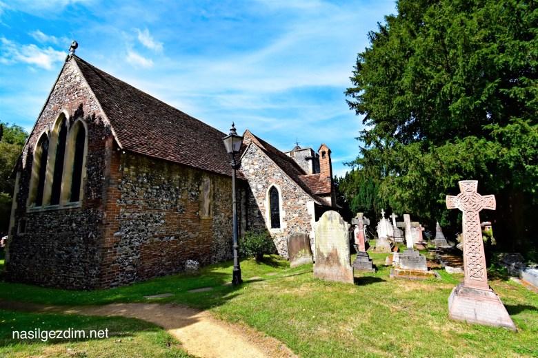st martin kilisesi canterbury, canterbury gezi rehberi, canterbury gezilecek yerler, ingiltere canterbury, ingiltere gezilecek yerler