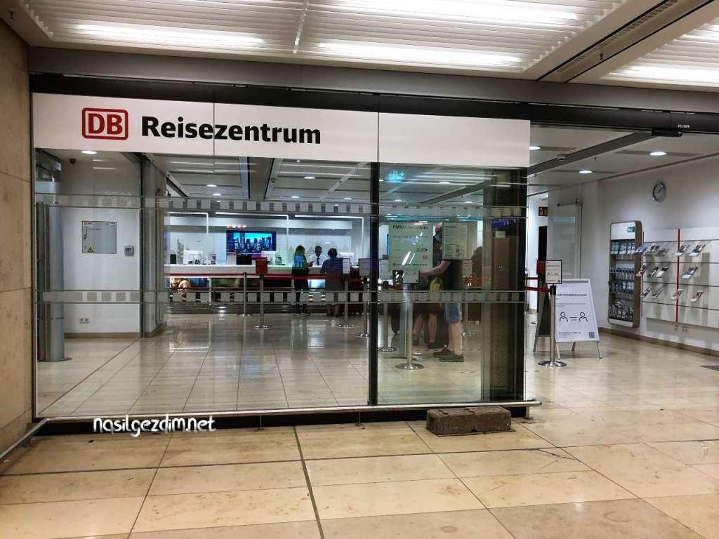 frankfurt havaalanından şehir merkezine nasıl gidilir