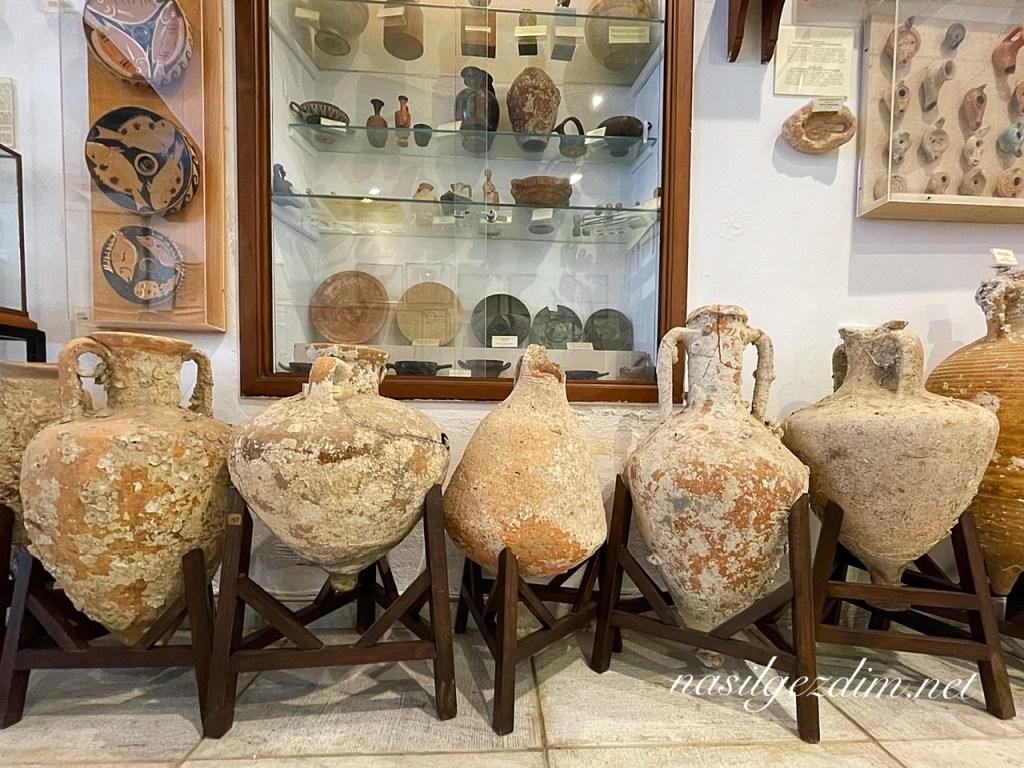 aegean maritime museum mykonos, mykonos gezilecek yerler, ege denizcilik müzesi