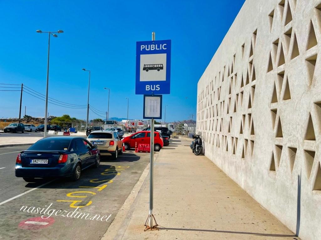mykonos havaalanından şehir merkezine nasıl gidilir, mikonos havaalanından şehir merkezine nasıl gidilir