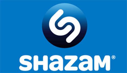 como deletar conta shazam