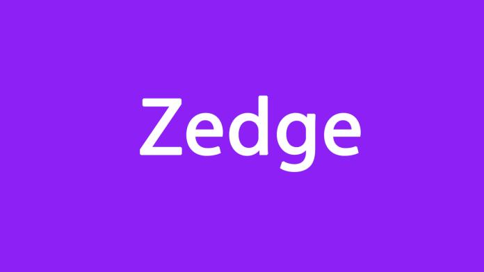 zedge delete account