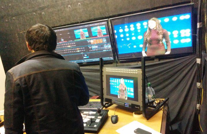 Channel S Control Room - Top Trendz