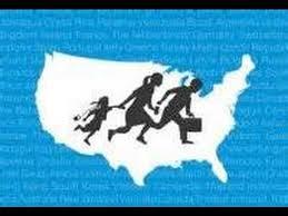 Americans leaving