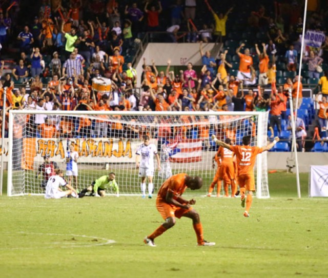 San Juan Puerto Rico This Past Saturday Puerto Rico Football Club Debuted In The Nasl In Front Of Thousands Of Passionate Fans That Cheered Throughout The