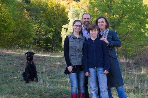 2017 family photo