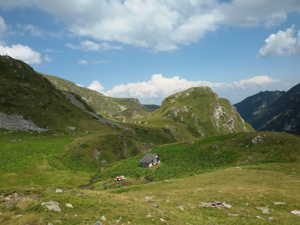 Урдини езера - овчарски заслон