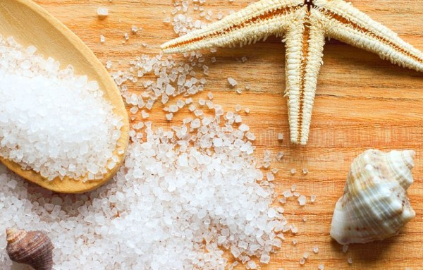 Морская соль для промываний от насморка