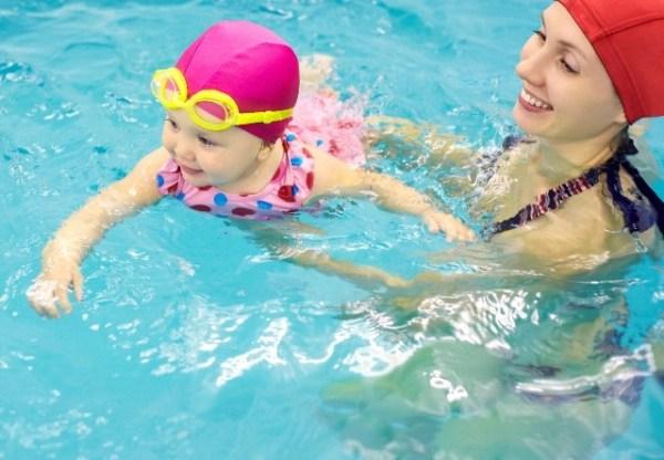 Плавание полезно