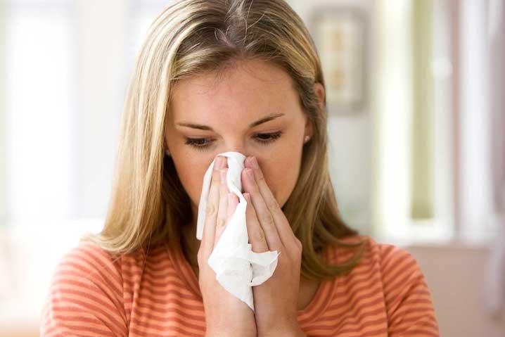 Точки от насморка и простуды у детей thumbnail