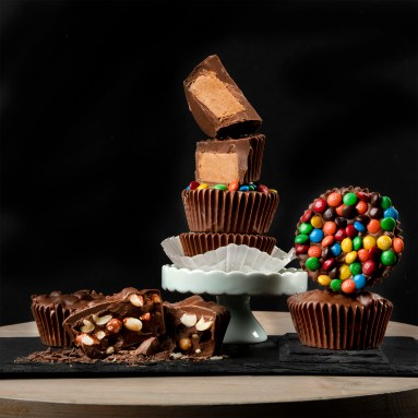 chocolate, chocolate sales, candy shop, candy trends