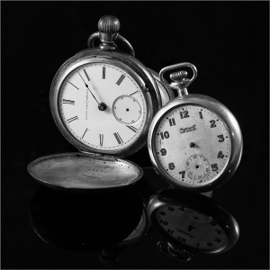 Bill Brown - Old Pocket Watches - BW A IOM