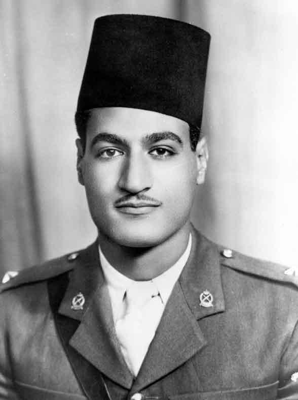 الرئيس جمال عبد الناصر السيرة الذاتية