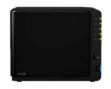 Synology DS412+ Test