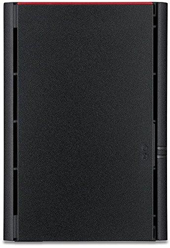 Buffalo LS220D0802-EU LinkStation 220 NAS-System 8TB (2x 4TB HDD, 1x Gigabit RAID 0/1, SATA) - 4