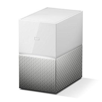 WD My Cloud Home Duo 4 TB Persönlicher Cloudspeicher - Externe Festplatte 2-Bay - WLAN, USB 3.0. Backup, Videostreaming - WDBMUT0040JWT-EESN - 3