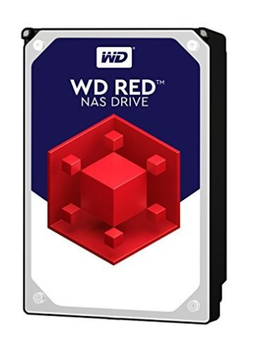 WD Red 1TB interne Festplatte SATA 6Gb/s 64MB interner Speicher (Cache) 8,9 cm 3,5 Zoll 24x7 5400Rpm optimiert für SOHO NAS Systeme 1-8 Bay HDD RETAIL WDBMMA0010HNC-ERSN - 2