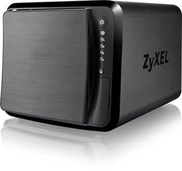 Zyxel Privater Cloud Speicher/Storage [4-Bay NAS] mit Fernzugriff und Media Streaming (JBOD, Raid 1, Raid 5) [NAS542] - 7