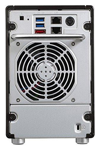 NETGEAR RN214D42-100NES 214 D-Disc NAS-System 8TB - 12