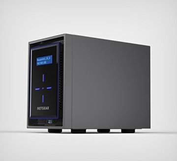 Netgear RN42200-100NES ReadyNAS (422 2-Bay Network Attached Storage Diskless) - 5