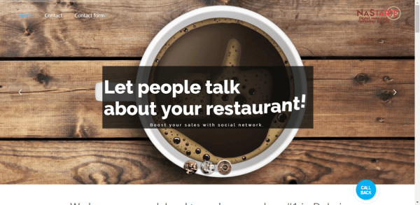 Restaurant Marketing in Dubai