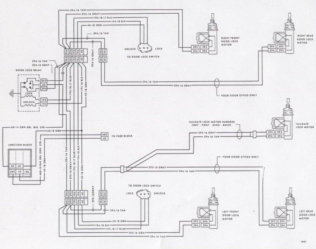 1969 Camaro Backup Light Wiring