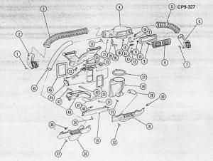 North Geia Classic Camaro Catalog  Heating & Air