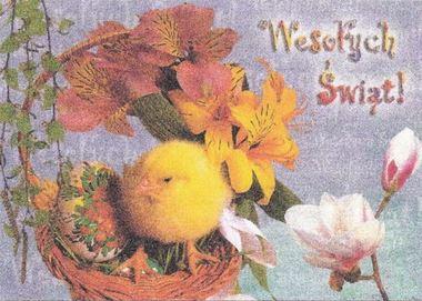 Życzenia Wielkanocne dla mieszkańców