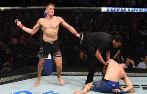 Bonusy rozdane UFC Tampa