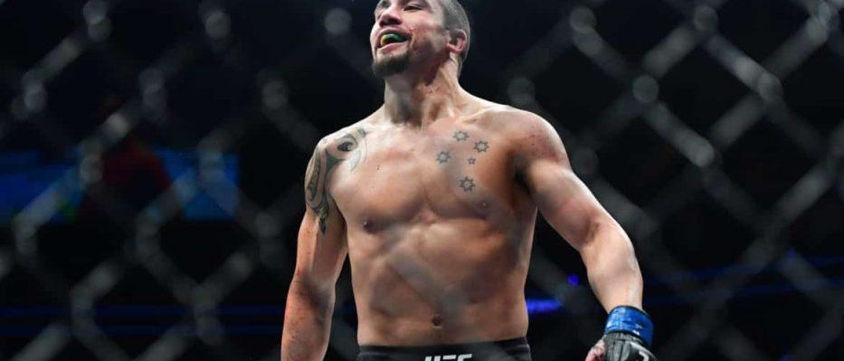 Robert Whittaker UFC 248