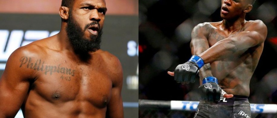 Jones vs. Adesanya