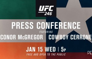 konferencji UFC 246