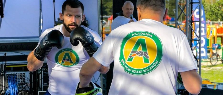 Akademia Sportów Walki Wilanów