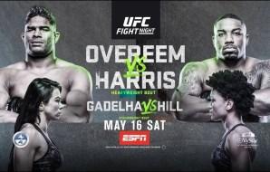 UFC Jacksonville wyniki ważenia