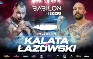 Kalata kontra Łazowski w wadze ciężkiej