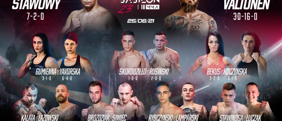 Babilon MMA 23