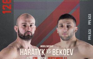Haratyk vs Bekoev