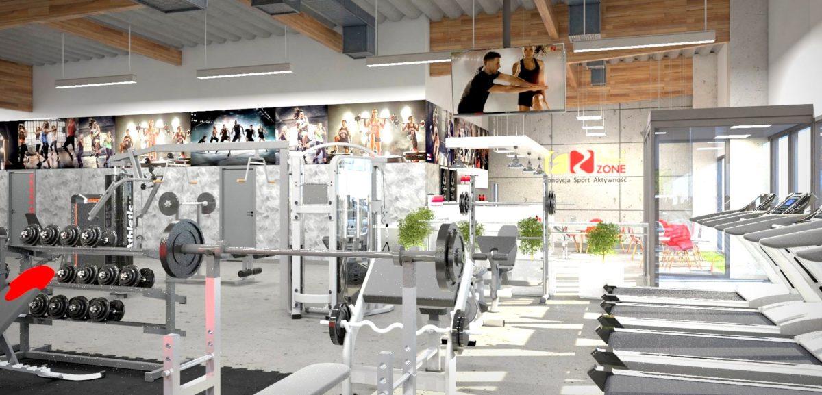 KSA Fitness Zone w nowej lokalizacji. Teraz przy ulicy Gostyńskiej 51 w Śremie